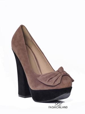 Дамски високи обувки - Forever folie
