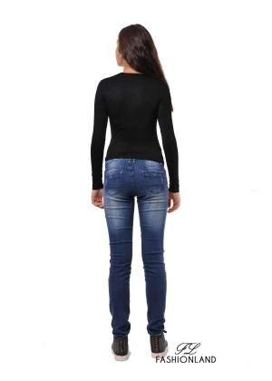 Дамска блуза дълъг ръкав - STYLE