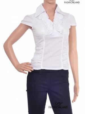 Дамска риза къс ръкав - FL