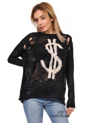 Дамски пуловер - Fresh Made
