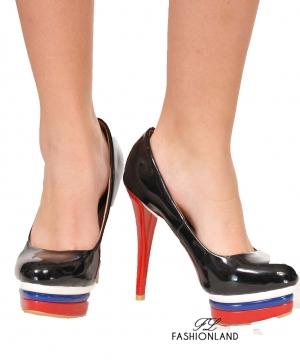 Дамски  високи обувки - MALIEN