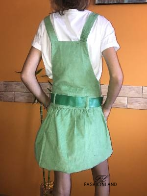 Детка рокля - сукман